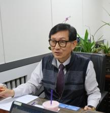 진실한 보도를 위해 한평생을 바친, 비즈니스 포스트 CEO 송우달 동문을 만나다.