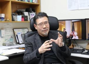 진리를 사랑한 명품 과학자. 한국과학기술한림원 방명걸(축산학과 81) 교수를 만나다.