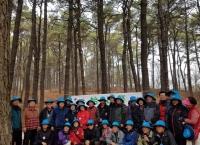 인천산악회 3월 정기산행