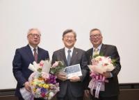 김성덕 중앙대의료원장, 대한의학회 명예의 전당 헌정