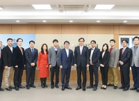 2019-1학기 정년보장 임용 교원 임명장 수여식 열려