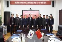 청도과학기술대학과 해외유학프로그램 교육협력 협약 체결