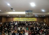 국제처, CK-Ⅱ CAU 2017 International Winter Program 오리엔테이션 개최