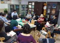 중앙인 시문학동호회 6월 넷째주 모임