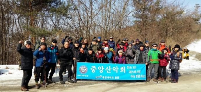 중앙산악회 4/15일전남 담양 추월산 산행