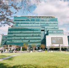 다채로운 봄날의 서울캠퍼스 풍경