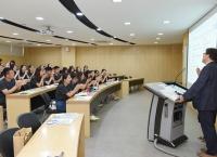 국제 교육팀 주관, '2018 HI CAU SUMMER CAMP' 입소식 열려