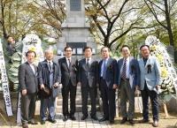 제 58주년 4.19혁명 기념식 열려