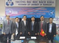 김창수 총장, 베트남 대학 협정 체결 및 해외 동문기업 방문
