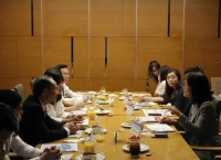 베트남 응웬차이 대학 총장단 본교 방문