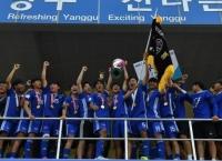 중앙대학교 축구부, 제13회 전국 1,2학년 대학축구대회 우승!