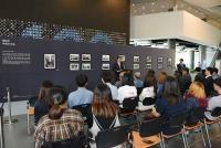 중대신문, 창간 70주년 기념 사진전 열려