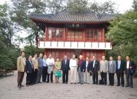 추억 - 2006년 10월21일, 중앙대 총동창회 중국지부 창립기념식이 있던 날