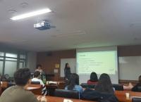 국제대학원, 연합국제대학원 언어교환 행사 개최