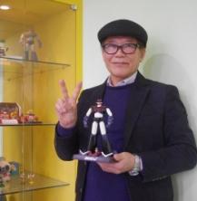 김청기(회화63) 애니메이션 감독, '태권브이의 아빠'
