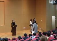 중앙대학교 미디어커뮤니케이션학부 60주년 기념행사 현장
