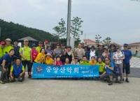 중앙산악회 8월 정기산행