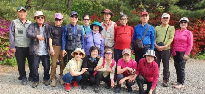 인천 산악회 지난 5월4일 토요일 안성의 서운산(574.4M)산행