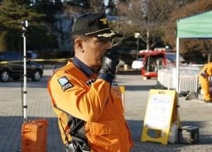 심재빈(경제84) 광명소방서장, '혹여 두렵다면 오른쪽 어깨를 보라'