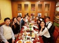 청년동문회(비카우즈) 정모
