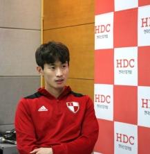 한국축구 세대교체의 주인공, 부산아이파크 김문환 동문을 만나다.