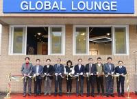 국제처, '안성캠퍼스 글로벌 라운지 개소식' 개최