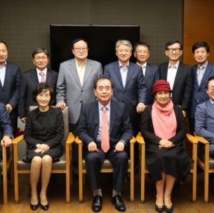총동창회 상임위원회의 개최