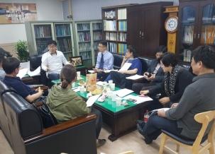 중앙인 시문학동호회 4월 넷째주 모임
