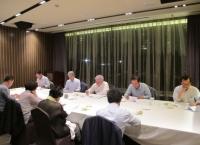 총동창회 회장단회의