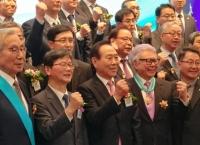 김자호(건축65,전 14대 총동문회장)'건설기술인의 날' 은탑산업훈장을 수상