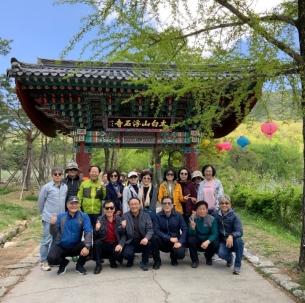 75동기회(회장 김희숙) 봄야유회