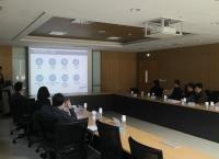 베트남 최대 유학원 ICO 그룹 회장단, 본교 방문